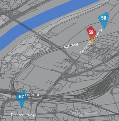 Deutz Map